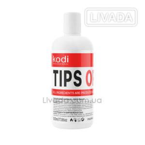 Tips Off (500 мл.) жидкость для снятия гель лака Kodi