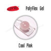 Полигель полифлекс PNB холодный розовый