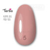 Акрил гель полигель Tertio коралловый розовый №05 30 мл